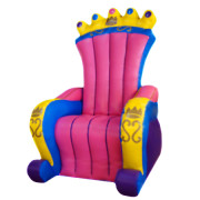 Princess-Throne